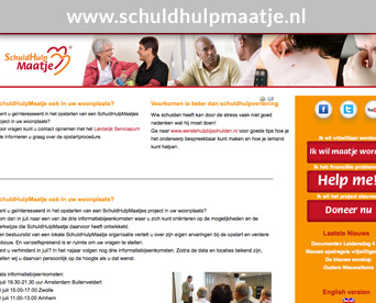 Website SchulHulpMaatje